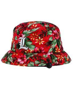 35d5bfdacad Top of the World Louisville Cardinals Waverunner Bucket Hat Men - Sports  Fan Shop By Lids - Macy s