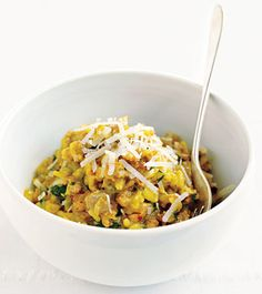 Breakfast Risotto....every time I make this for any occasion I get a slew of compliments!!! And it's soooo easy!