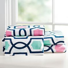 Dorm Bedding Twin XL for Girls & Twin XL Sheet Sets   PBteen