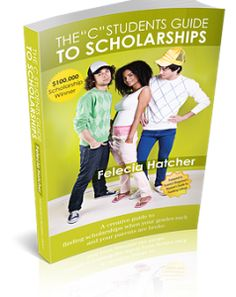 Scholarship Friday: Scholarships for C Students