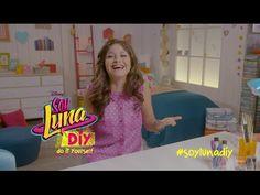 Soy Luna DIY Do it yourself - Lunatizza la tua estate - Tutorial Maglietta decorata - #soylunadiy - YouTube