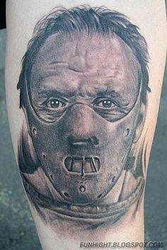 Horror Tattoo..