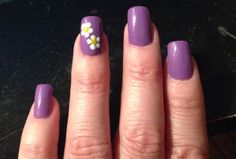 My Easter nails by lyndell