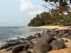 Kribi Beach   Cameroon