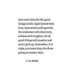 excerpt. - #Brokenflowers is out everywhere - ONLY through my site do they come signed for a limited time. (link is on my bio) #rmdrake