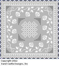 Pattern H: Rose Fun