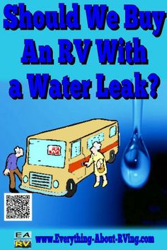 Here is our answer to: Should We Buy an RV With a Water Leak?  First you have to determine where the leak is coming from. Just because.., Read More: http://www.everything-about-rving.com/we-are-looking-at-a-used-rv-that-has-a-water-leak-what-should-we-do.html HAPPY RVING! #rving #rv #camping #leisure #outdoors #rver #motorhome #travel