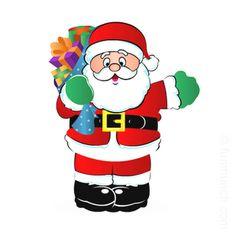 Image result for santa pictures clip art