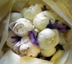 Peonies & Lavender  Bouquets - Daisy Chain Kinsale Weddings