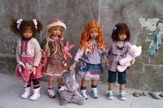 Angela Sutter Dolls Facebook   ... : АВТОРСКИЕ КУКЛЫ/Angela Sutter. Doll artist