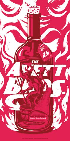 """Check out this @Behance project: """"The Avett Brothers Poster - Panama City Beach, FL"""" https://www.behance.net/gallery/51333697/The-Avett-Brothers-Poster-Panama-City-Beach-FL"""