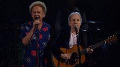 Simon & Garfunkel - The Sound of Silence - Madison Square Garden, NYC - 2009/10/29&30, via YouTube.