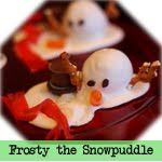 Frosty the snowpuddle.  Great site for fun things to do for the class or your child.