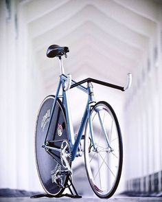 Cinelli Laser Pursuit. Picture from Fixed Gear Blitzkrieg. #cinelli #laser…