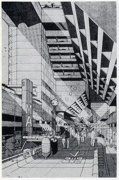 Atelier d'Urbanisme et d'Architecture. Architectural Review v.153 n.911 Jan 1973: 8 | RNDRD