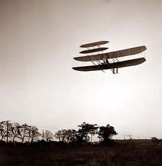 Wright Brothers, flight 46