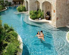 "Secrets Resorts and Spa's ""Secrets Maroma Beach Riviera Cancun""honeymoon! Vacation Places, Dream Vacations, Vacation Spots, Places To Travel, Travel Destinations, Places To Visit, Apple Vacations, Vacation Wear, Italy Vacation"