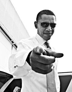 Our cool President