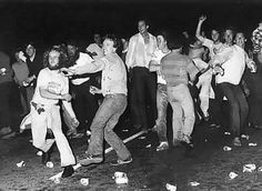 The Stonewall Riots-June 1969  A turning point in the struggle for Gay & Lesbian Rights