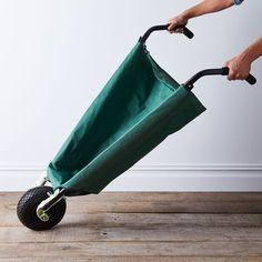 Lightweight Collapsible Wheelbarrow on Veg Garden, Garden Tools, Solar Powered Lanterns, Red Wine Stains, Top 5, Gardening Gloves, Wheelbarrow, Spring Garden, How To Level Ground