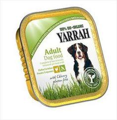 Pokarm dla psa-kawałki kurczaka z warzywami BIO 150g YARRAH #dog #healthyfood
