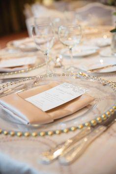 Elegant Spring Wedding: Ann & Adrian Photographer: Julie Wilhite Photography