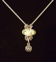 Pandora - Wildflowers necklace