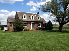Historic Properties for Sale - Almodington - Princess Anne, Maryland