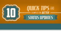10 Quick Ways To Make Your Social Updates More Engaging [infographic] ~ Digital Information World