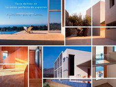 #PROYECTOS | Casa Torre Bellver 32 Cuando interior y exterior van de la mano #arquitectura #vivienda