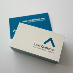 jorge quiñones business card | © all rights reserved