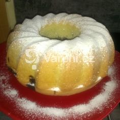 Jemná bábovka s majonézou recept - Vareni.cz Honeydew, Pudding, Fruit, Desserts, Food, Tailgate Desserts, Deserts, Custard Pudding, Essen