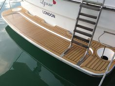synthetic boat decking in UK,new material with good performance