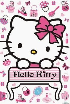 HK |❣| HELLO KITTY Beauty Wallpaper