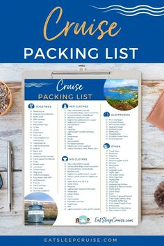 What to Wear on a Cruise: Cruise Packing List 2021 - In our latest Cruise Packing List for 2021, we detail what to wear on a cruise in various warm and cold weather cruise regions of the world. #cruise #packinglist #cruisepackinglist #cruisetips #cruiseplanning