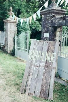 Les inspirations de la mariée - Idées originales mariage - décoration - wedding planner - isère