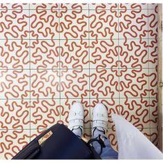 Camille says  from Barcelona #lololovers #sneakers #snakeprint #whitesneaker #velcros #ihavethisthingwithfloors #shoelovers by lolotheballerina