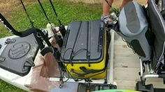 Kayak Fishing with Tourism Tami