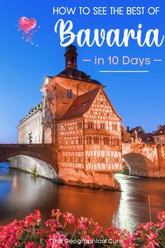 Considering a vacation in southern Germany? Bavaria is one of Europe's best road destinations. This Bavaria travel guide and itinerary takes you to the best destinations, sites, and historic landmarks in Bavaria Germany in 10 days. You'll visit some of Germany's most beautiful towns and villages -- Munich, Nuremberg, Neuschwanstein Castle, etc. This Germany itinerary covers everything you need to see, do, and eat in Bavaria, with tips for visiting this stunningly beautiful region of Germany. Bavaria, 10 Days, The Cure, Good Things