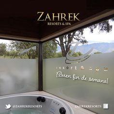 ¿Semana intensa? ¿Pensaste en tomar dos días exclusivos para vos?  #Zahrek Resorts & Spa ➣ Tu fin de semana.   #Traslasierra  #SanJavier  #Córdoba
