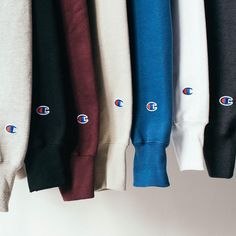 another brand that has been resurrected from the grave is champion, what was known to be all over the place at Wal-Mart and K-Mart is now a highly collectible brand with some great people backing them up and really pushing the exposure.---jacob l
