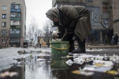 #Debaltsevo  Humanitarian catastrophe in #Europe 2015  Mass rallies?  Political outrage?  Silence...