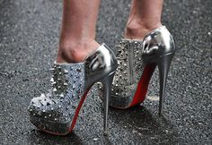 We have one word to describe these Louboutins 'oooooooooooooooooooooooooooh'. #loledeux