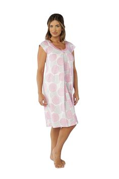 447046c3a778c Lilly Maternity / Nursing Nightgown & Baby Receiving Gown Set Maternity  Lounge Wear, Maternity Sleepwear