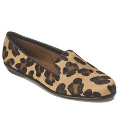 Cheetah-Print Loafers - Aerosoles.com
