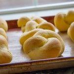 Buttery Sweet Potato Rolls