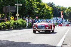 MG A aux 48h Automobiles de Troyes #MoteuràSouvenirs Reportage : http://newsdanciennes.com/2016/09/12/les-48h-automobiles-de-troyes-2016-cetaient-quatre-jours-de-bonheur/