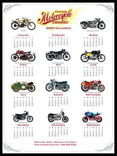 Poster Design - Motorcycle Museum