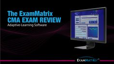 ExamMatrix CMA Exam Review Exam Review, Medical Assistant, Teaching Ideas, Accounting, How To Become, Management, Learning, Diy, Bricolage