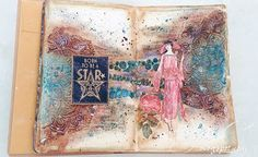 ZCDL: Art journal - Born to be a star